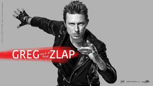 Greg Zlap - Rock it Tour - La Maroquinerie Paris (75)
