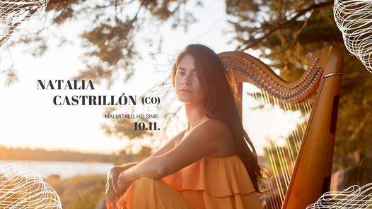 Etnosoi! Natalia Castrill\u00f3n - The Global Harp: A Transcultural Journey