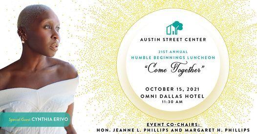 Austin Street Center Humble Beginnings Luncheon