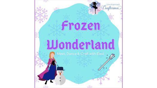 Enchanted Frozen Wonderland