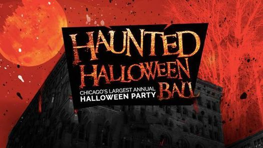 Haunted Halloween Ball: Chicago's Biggest Costume Party