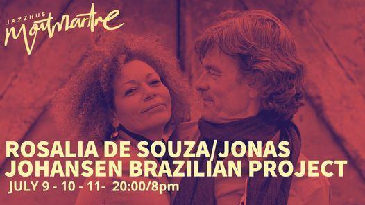 Rosalia De Souza\/Jonas Johansen Brazilian Project