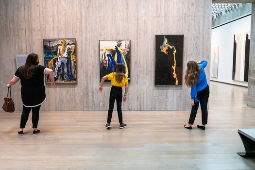 Free Day at the Clyfford Still Museum