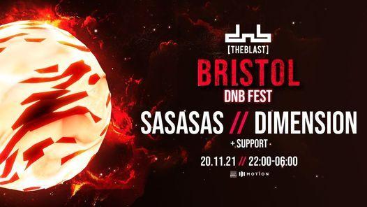DnB Allstars x The Blast present: DnB Fest *New date*