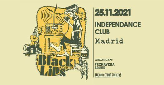 Black Lips en Madrid