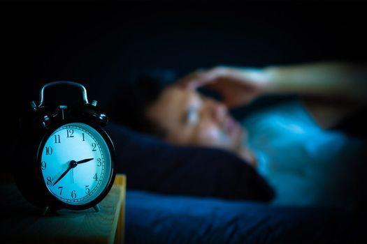 8-week mindfulness workshop for insomnia