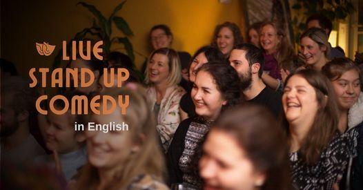 Munich English Comedy Night