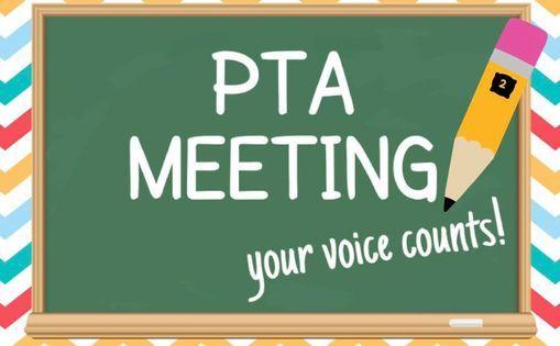 PTA Meeting, 12051 Sawmill Rd, Spring, TX 77380-2134, United States, 16  September 2021