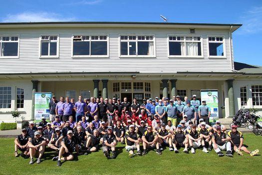 Auckland Electrical Trades Golf Tournie