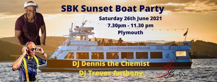 SBK Sunset Boat Party