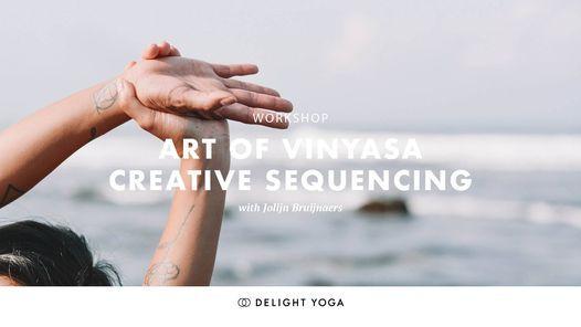 Art of Vinyasa - Creative Sequencing Workshop with Jolijn