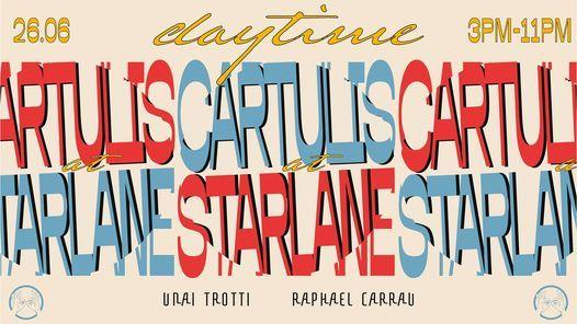 Cartulis @ Star Lane \/ Daytime