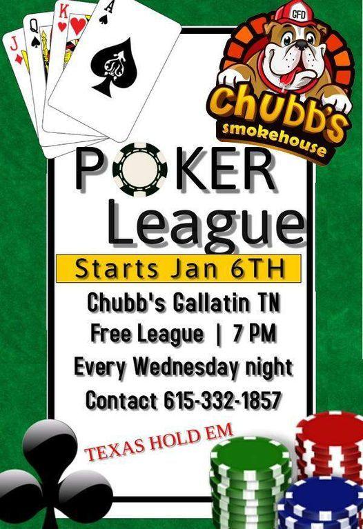 Chubb's Poker Night