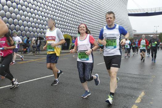 Great Birmingham Run (10k\/Half Marathon) Supporting The Royal Orthopaedic Hopsital Birmingham