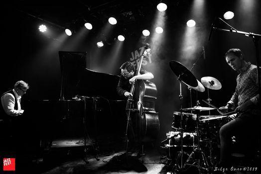 Ny dato! - Maria Kannegaard Trio \/\/ Nasjonal jazzscene