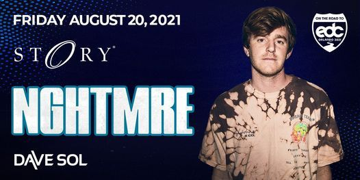 NGHTMRE - Fri. August 20th