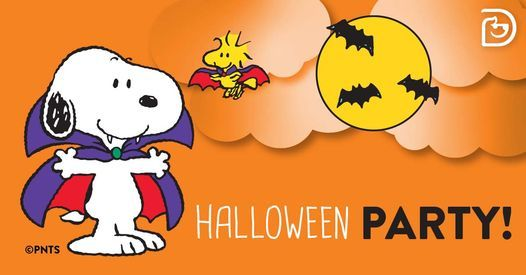 Snoopy's Halloween Party