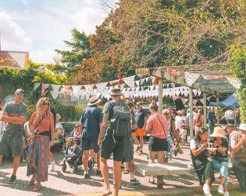 Coatesville Market Sunday 3rd October
