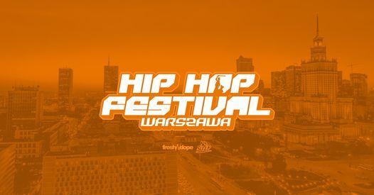 Hip Hop Festival Warszawa 2021