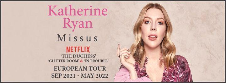 Katherine Ryen \/ Missus - European Tour \/ Paris, Alhambra