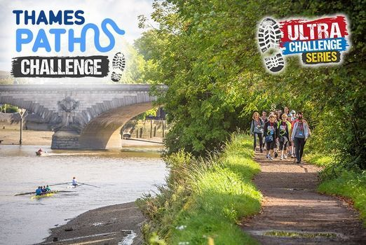 Thames Path Challenge (in aid of New Futures Nepal).