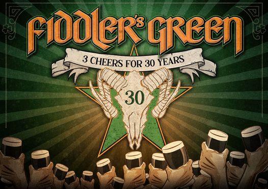 Verlegt: Fiddler's Green- Anniversary Tour 2021 - Backstage