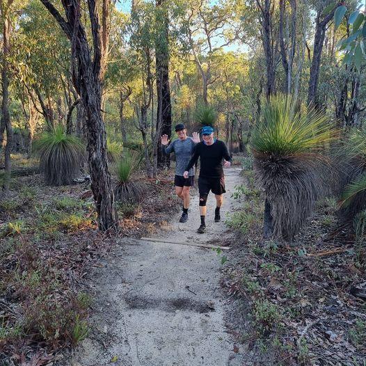 Social Trail Run Series #2