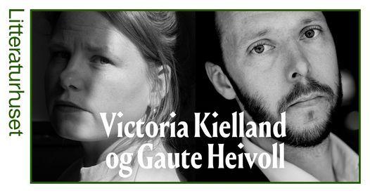\u00c5 tenke som en forbryter. Gaute Heivoll og Victoria Kielland