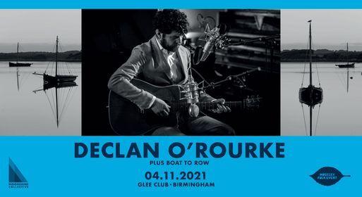 Declan O'Rourke - LIVE in Birmingham