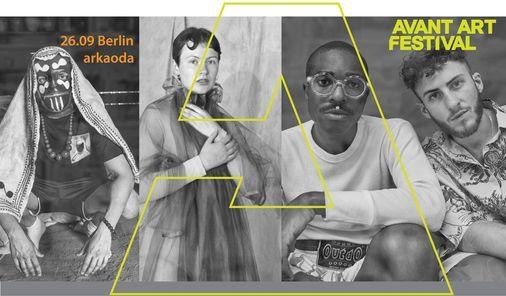 Avant Art Festival 2021 Berlin: Prison Religion (US) \/  Rosa Ansch\u00fctz (DE) \/  Kr\u00f3l\u00f3wczana Smuga (PL)
