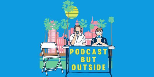 Podcast But Outside - @FREMONT ABBEY