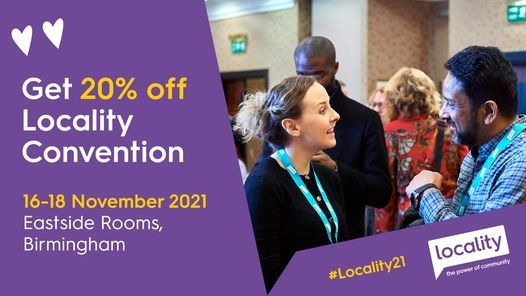Locality Convention '21