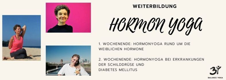 Weiterbildung Hormon Yoga Balance Yoga Sachsenhausen Frankfurt 24 January 2021
