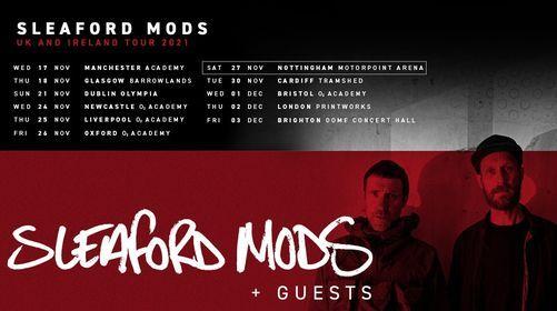 Sleaford Mods   Manchester