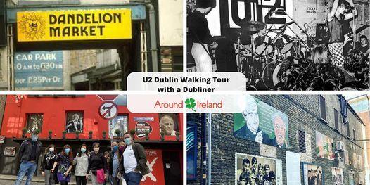 Dublin and U2 Walking Tour Sept 25