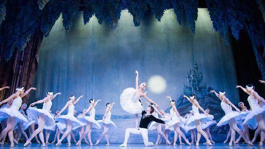 Neuer Termin: St. Petersburg Festival Ballet - Schwanensee