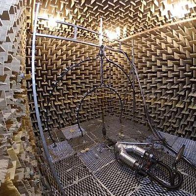 Acoustics and Vibration Lab
