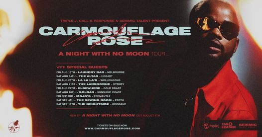 A Night With No Moon Tour - Perth