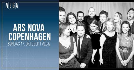 Ars Nova Copenhagen - I Shall Feed My Eyes - VEGA
