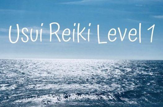 FULL MOON USUI Reiki Level 1