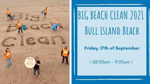 Big Beach Clean 2021- Bull Island