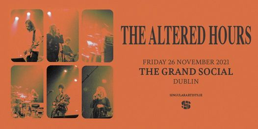 The Altered Hours\/ The Grand Social