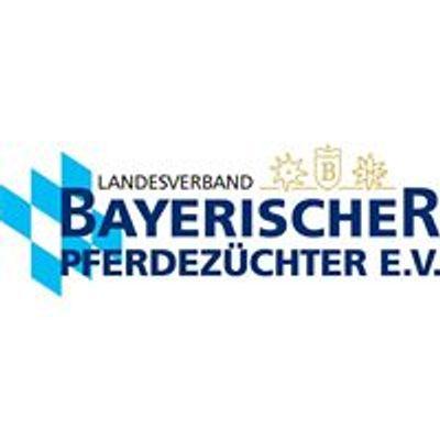 Landesverband Bayerischer Pferdez\u00fcchter e.V.