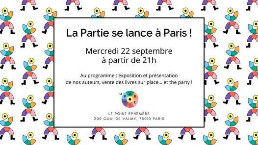 La Partie se lance \u00e0 Paris !