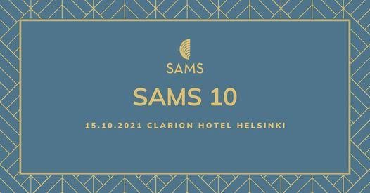 SAMS 10 - Jubileumsfest