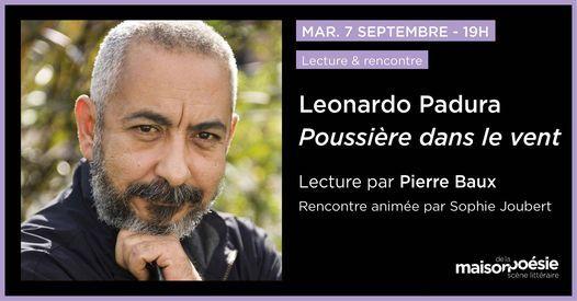 Leonardo Pardura - Poussi\u00e8re dans le vent