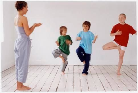 Kids Yoga Teacher Training Nov 2021