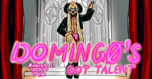 Domingo\u2019s Got Talent at DC9