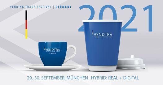 VENDTRA, die Messe der Vending- und Kaffeewirtschaft