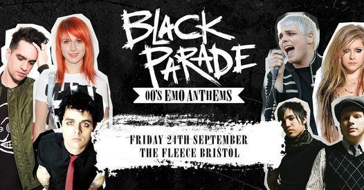 Black Parade - 00's Emo Anthems at The Fleece, Bristol 24\/09\/21